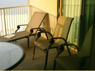 Overlooking the shores of Biloxi beach, Sea Breeze vacation rentals