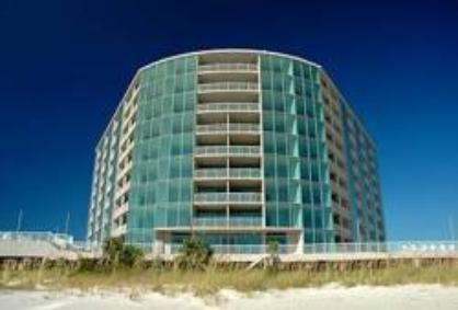 Sea Breeze condos on Biloxi beach.  A great vacation rental destination
