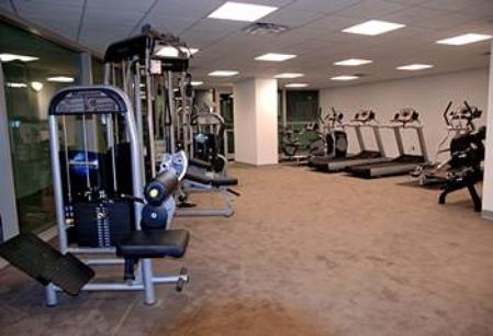 Sea Breeze amenities include a world class workout facility.