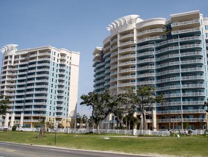 Legacy Towers Vacation Condo Als Overlooking Biloxi Beach