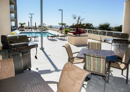 Biloxi Beach Resort Rentals Ocean Club